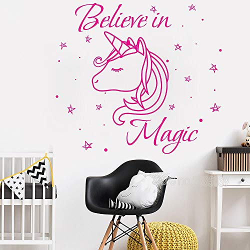Sanzangtang New Year's Beast Muurstickers geloofen Magic Art Baby Meisjes Kamer Beast Star Wallpaper Decoratie