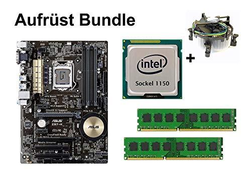 Aufrüst Bundle - ASUS Z97-K + Intel Core i5-4590S + 16GB RAM #146498