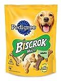 Biscoito Pedigree Biscrok Para Cães Adultos Multi 1 kg