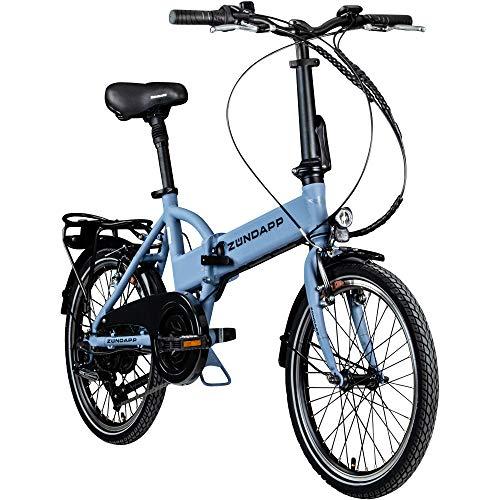 Zündapp Faltrad E-Bike 20 Zoll Z101...