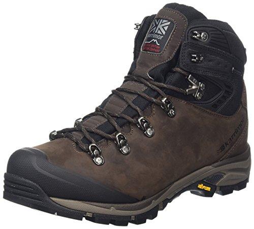 Karrimor Herren KSB Cheetah Ch Weathertite Trekking- & Wanderstiefel, Braun (Dark Brown), 42 EU