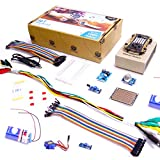 100+ projects: Powered with Avishkaar Maker Board, advanced sensors & electronic components children can build 100+ electronics and Internet of Things projects with Avishkaar IoT Mega kit. Free Course material: Free Online course, detailed project tu...