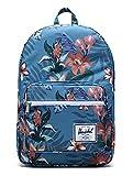 Herschel Pop Quiz Backpack Summer Floral Heaven Blue