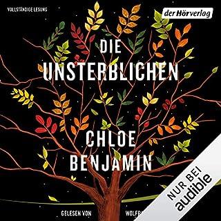 Die Unsterblichen                   Autor:                                                                                                                                 Chloe Benjamin                               Sprecher:                                                                                                                                 Wolfram Koch                      Spieldauer: 13 Std. und 25 Min.     181 Bewertungen     Gesamt 4,2