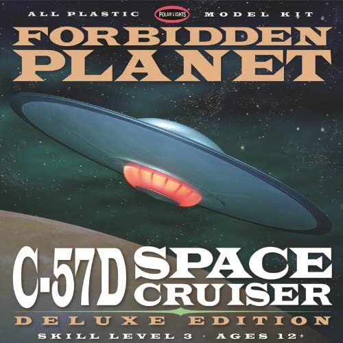 descuento Polar Lights Forbidden Planet Planet Planet c-57d Deluxe Edition Modelo Kit  tienda de venta en línea