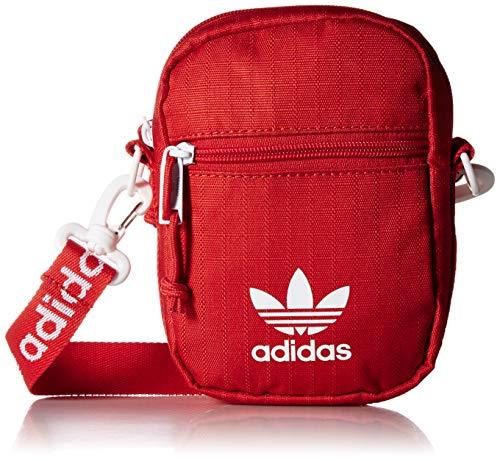 adidas Originals Festival Crossbody Tasche, Rot, Einheitsgröße