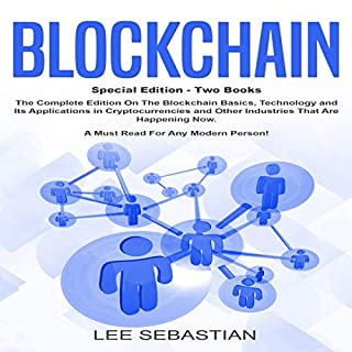 Blockchain: Two Books cover art