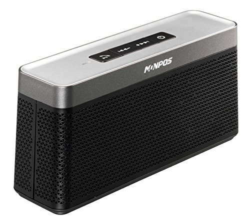 Bluetooth Speaker with Built-in Mic,16W Dual-Driver, Portable Wireless Speaker with Superior Stereo Sound, Rich Bass. 6