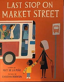 Paperback Last Stop On Market Street Book