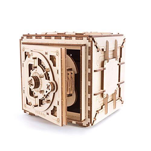 LLDKA Modelo de casa Segura (la mecánica del Rompecabezas e
