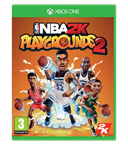 2K Games - NBA 2K Playgrounds 2 /Xbox One (1 GAMES)