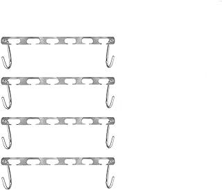 MYBHD Cintre suspendue chaîne en métal tissu cintre-chemise de cintre organisant des vêtements de cintre d'organisateur d'...