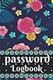 """password logbook: password book large print, password book alphabetical to keep all your password information together & secure, size 6"""" x 9"""",110 ... Day Halloween Cyber Monday Christmas weddings"""