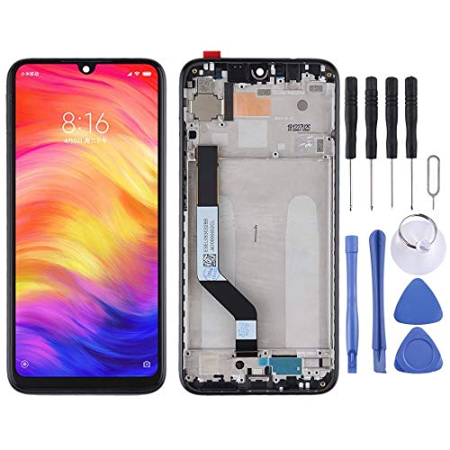 Tangyong Nieuw LCD-scherm en Digitizer Volledige montage met frame voor Xiaomi Redmi Note 7 / Redmi Note 7 PRO ...