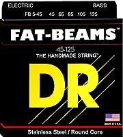 DR ベース弦 5弦 FAT-BEAMS ステンレス .045-.125 FB5-45