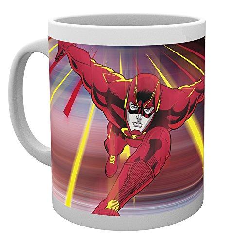 GB Eye LTD, The Flash, Red Blur, Taza
