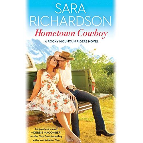 Hometown Cowboy audiobook cover art