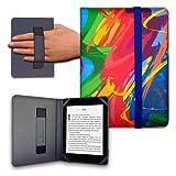 Funda para Libro electrónico eReader eBook de 6 Pulgadas - Woxter, Tagus, BQ, Energy, SPC, Sony, Inves, Papyre, Wolder, Nolim - 6' Universal - elástico (115)