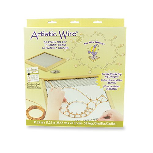 Artistic Wire 228P-800 Wizard Really Big Jig