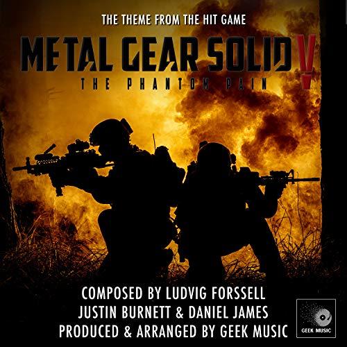 Metal Gear Solid V: The Phantom Pain: Nuclear
