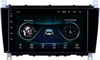 8 inch Android 8.1 Car Multimedia System with Car Video Player Mirror Link Touch Screen for 2004-2011 Mercedes Benz C Class C55 / CLC Class W203 /CLK Class W209 /CLS Class W219