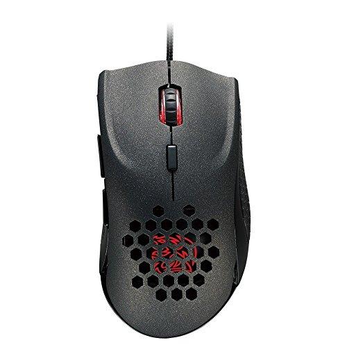 Tt Esports Ventus X Gaming Maus (Avago Laser Sensor, mit einer Auflösung von bis zu 5700 DPI)