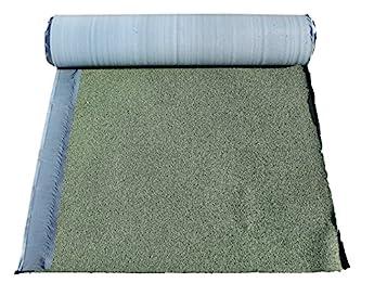 Foto di Guaina Bituminosa Ardesiata - Autoadesiva e Impermeabilizzante - ROTOLO DA 10 METRI - alta prestazione - Colore Verde