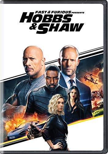 Dvd - Fast & Furious Presents: Hobbs & Shaw [Edizione: Stati Uniti] (1 DVD)