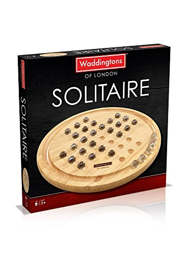 Solitaire Waddingtons of London Board Game