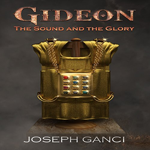 Gideon audiobook cover art