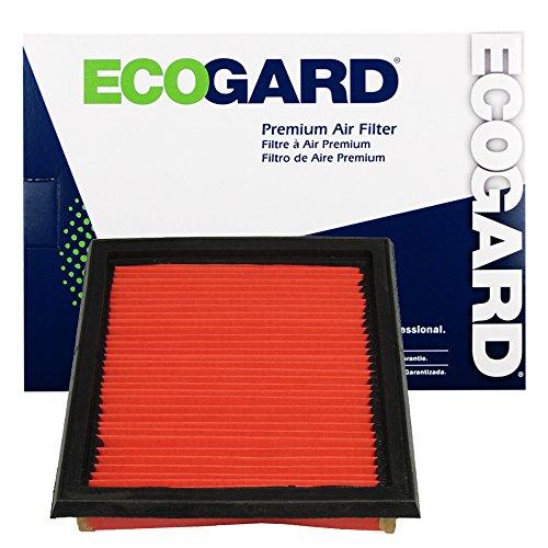 ECOGARD XA5824 Premium Engine Air Filter Fits Infiniti G37 3.7L 2008-2013, G35 3.5L 2007-2008, QX50 3.7L 2014-2017, EX35 3.5L 2008-2012, G25 2.5L 2011-2012, Q60 3.7L 2014-2015, Q40 3.7L 2015