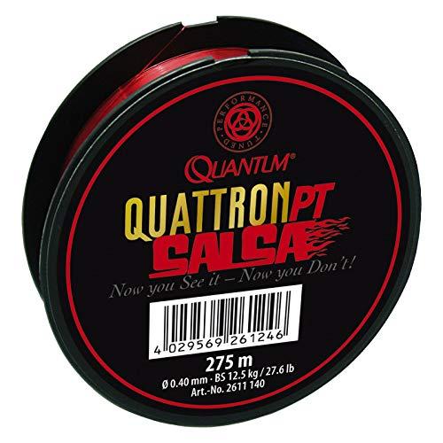 Quantum Quattron Salsa, Rot, 0,30 mm, 275m, 7,70kg