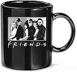 #Freddy Vs #Jason Friends #Hocus #Pocus y #Michael Myers Tazas de café de cerámica, 11 oz