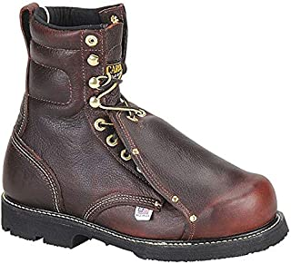 Carolina Shoe Work Boots, Size 4, Toe Type: Steel, PR - 505