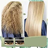 Bgnoerh 2pcs ShinyHair Instant Keratin Hair Repair Mask, Advanced Molecular Hair Root Treatment Repair, Keratin Hair Mask for Dry Damaged Hair and Growth, Hair Damage Repair Treatment