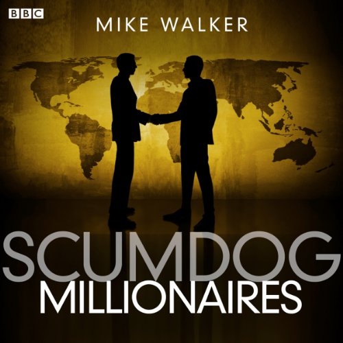 Scumdog Millionaires  By  cover art