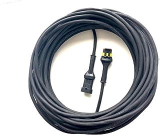 Low Voltage Transformer Cable for Gardena Robotic Smart SILENO City – 250, 500, 1000 – Lawnmower – (20 Metros)