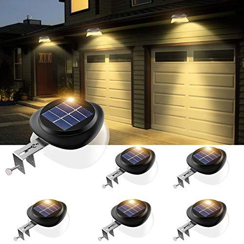 Solar Gutter Lights