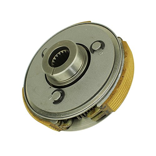 Caltric Centrifugal Carrier Wet Clutch Compatible with Honda Trx250 Trx250Tm Recon 250 2001-2017