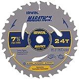 IRWIN Tools MARATHON Carbide Corded Circular Saw...