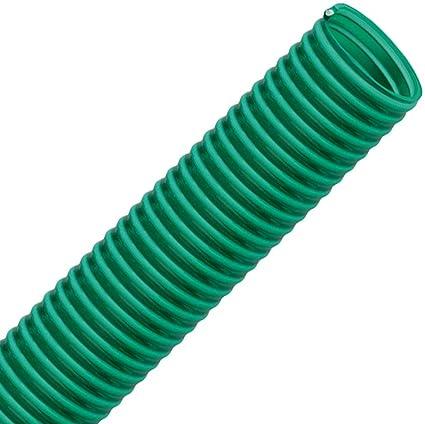 Quarzflex 25m PVC Saugschlauch und Druckschlauch 1 1//2