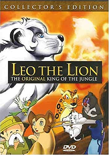 Leo The Lion - The Original Lion King