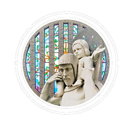 St. Christopher Catholic Church - Vandalia