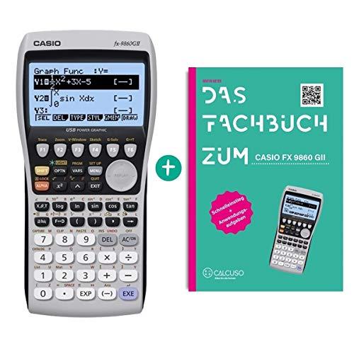 Casio FX-9860GII + Fachbuch
