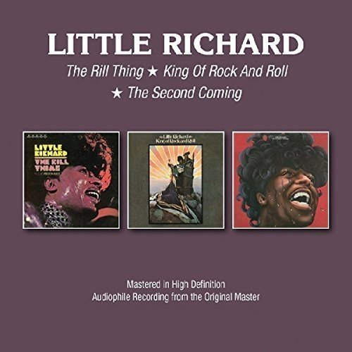 The Rill Thing/King Of Rock And Roll/The Second Coming by Little Richard