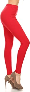 Extra Plus Ultra Buttery Soft Basic Solid Leggings