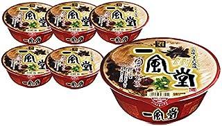 "[Value Pack] IPPUDO""Akamaru"" Instant Japanese Famous Shop's Tonkotsu Ramen 6 Cups Value Set"