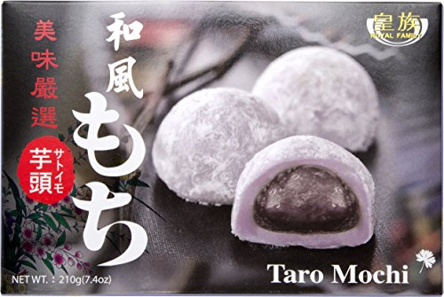 Japanese Taro Mochi - 7.4 Oz / 210g from Royal Family