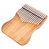 Socobeta Piano de pulgar, práctico portátil Kalimba ligero, práctico para uso en el hogar para amantes de la música