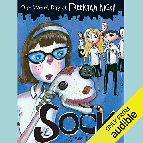 One Weird Day at Freekham High cover art